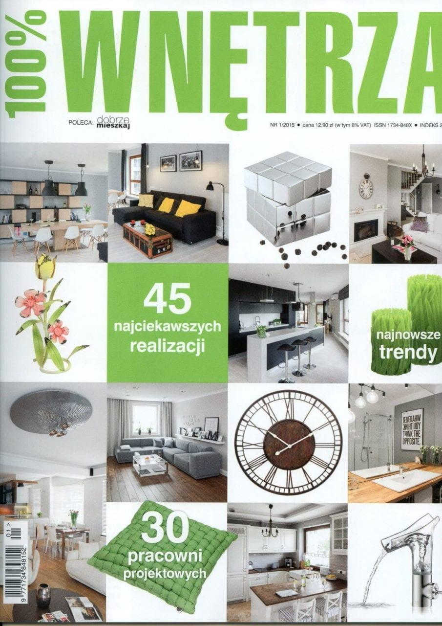 Realizacje Viva Design w 100% wnętrza
