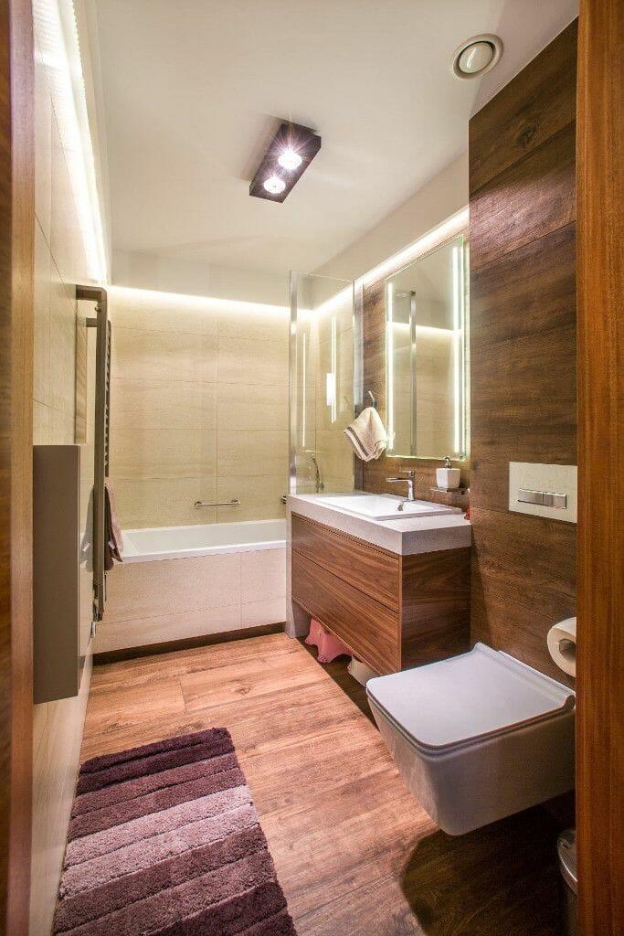 Luksusowo urządzona łazienka - Viva Design
