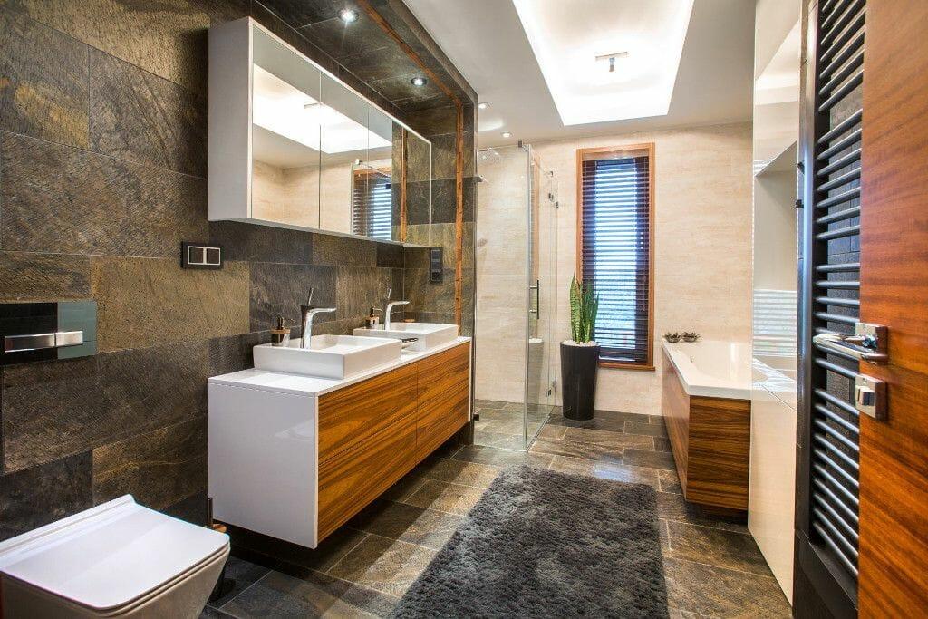 Luksusowa łazienka - Viva Design