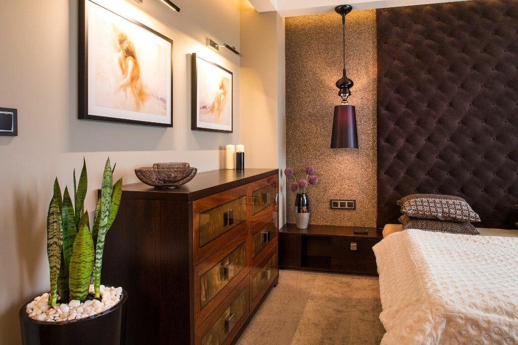 Luksusowa sypialnia - Viva Design