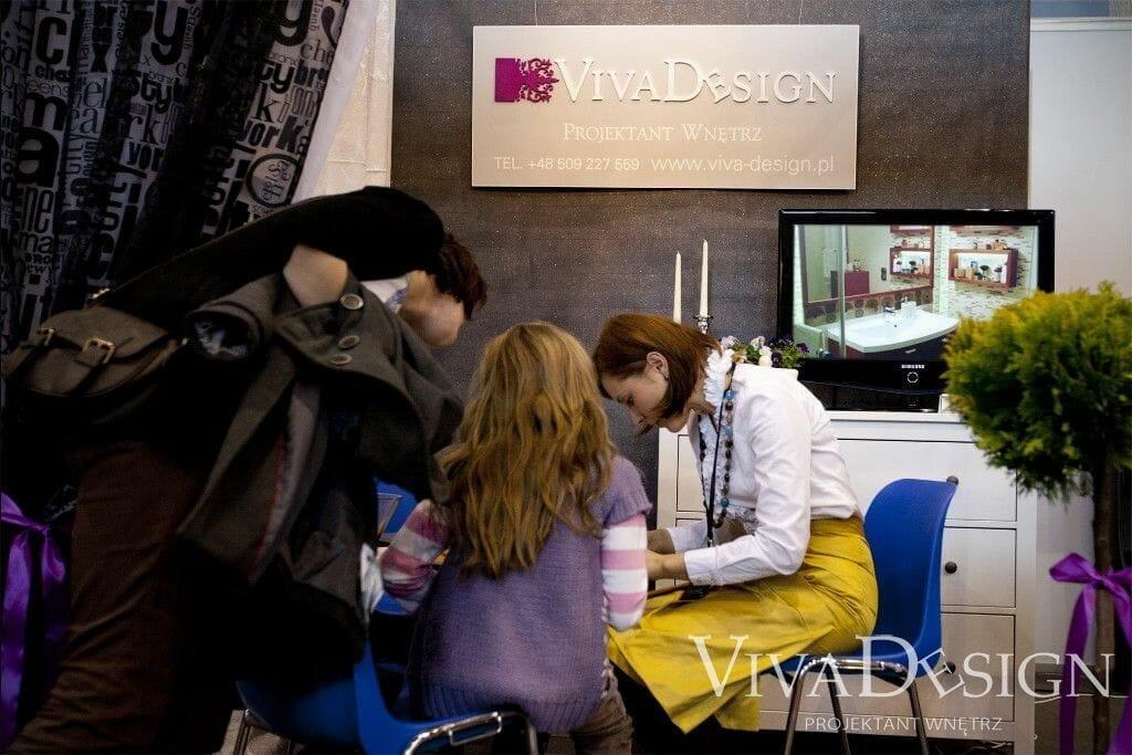 konsultacje projektanta wnętrz Dom Expo 2012