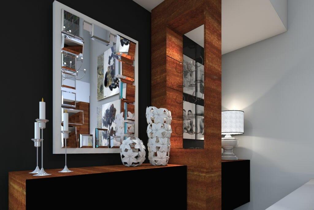 salon luksusowy wizualizacja, rzeszów, viva design, interior design, architektura wnętrz, projektowanie wnętrz, projektowanie wnetrz, architekt wnętrz, Rzeszów