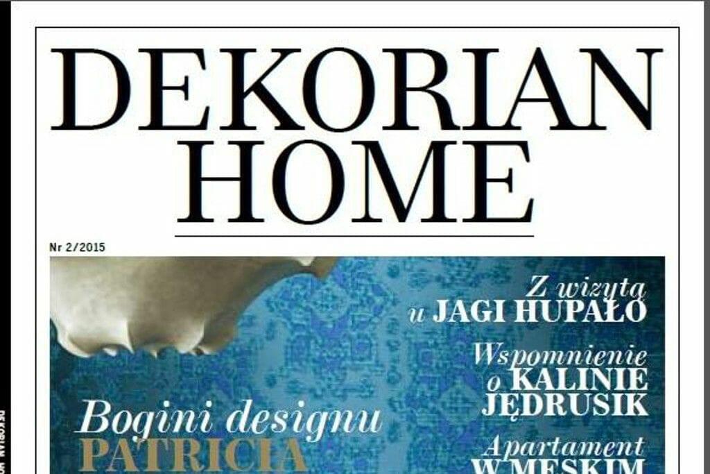 Wyróżnienie Dekorian dla Viva Design