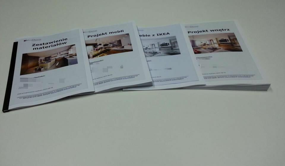 projekt wnętrz, wersja drukowana, projektant wnętrz, projektowanie wnętrz, architekt wnętrz, viva design, rzeszów, kraków