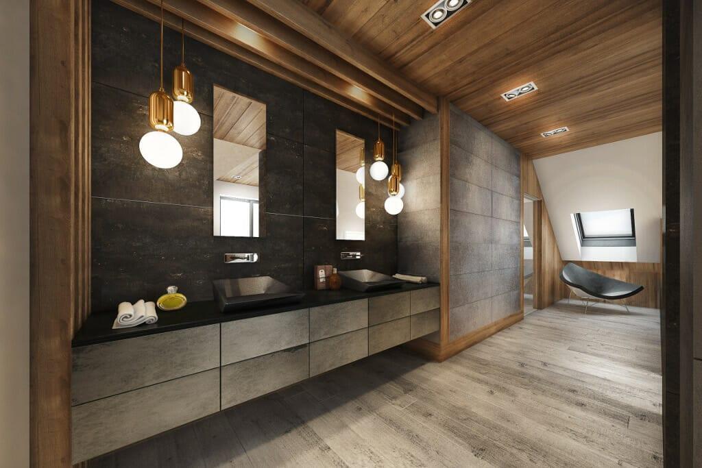 Łazienka, Rzeszów, Tyczyn, wizualizacja, wizualizacje, projektant wnętrz, architekt wnętrz