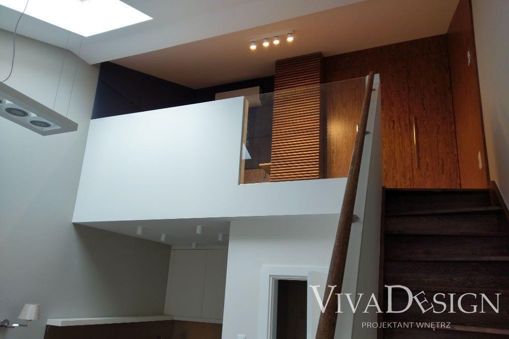 Apartament pod klucz w Krakowie - zdjęcia zrobione podczas prac wykończeniowych - Viva Design