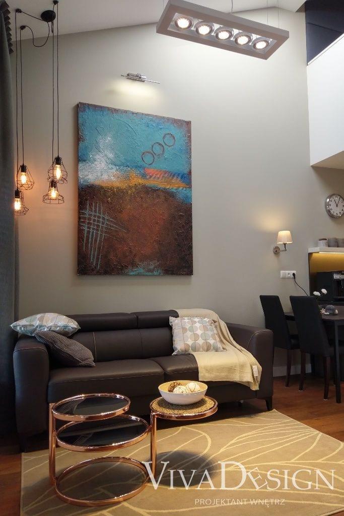 pomysł na mały apartament na wynajem Kraków