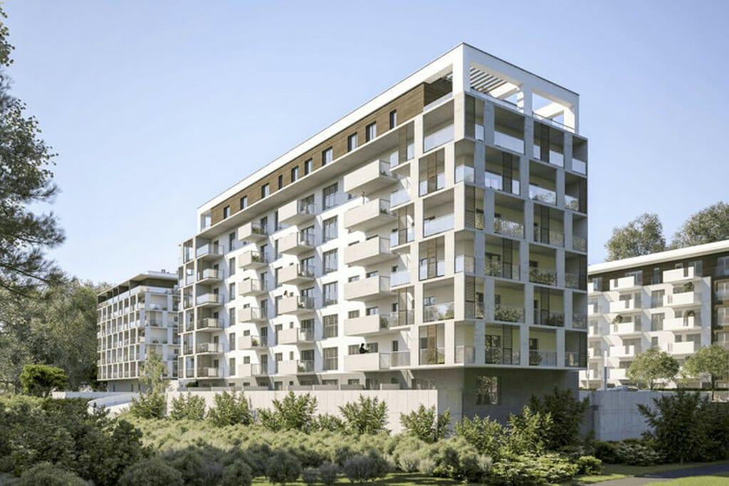 apartamenty w Dzielnica Parkowa Rzeszów