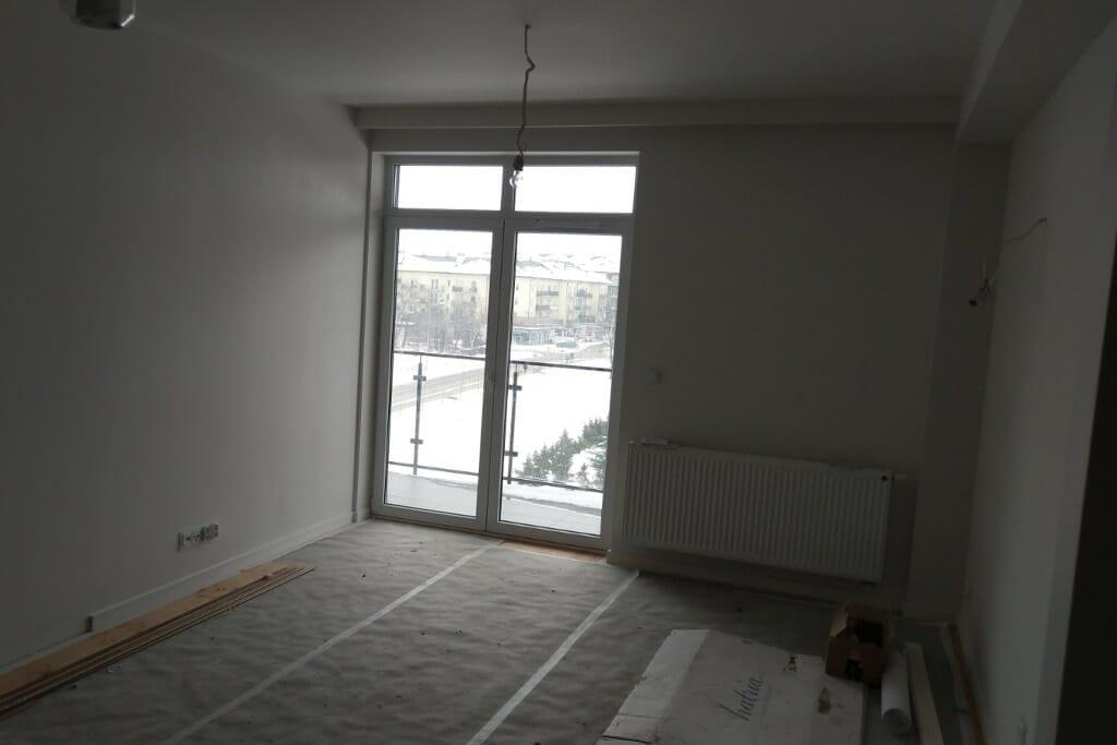 Zdjęcie wykonane w trakcie prac wykończeniowych, architekt wnętrz, Warszawa, Rzeszow, projektowanie wnetrz, interior design, viva design