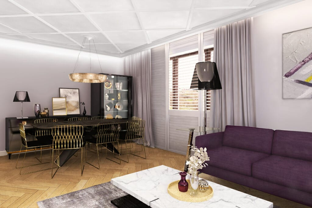 Wizualizacja sypialni, Rzeszów, architekt wnętrz, Rzeszow, projekty wnętrz, architektura wnetrz