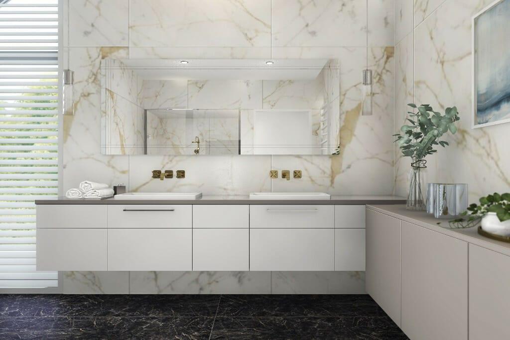 15 łazienka Na Górze 2 Viva Design Projektowanie Wnętrz
