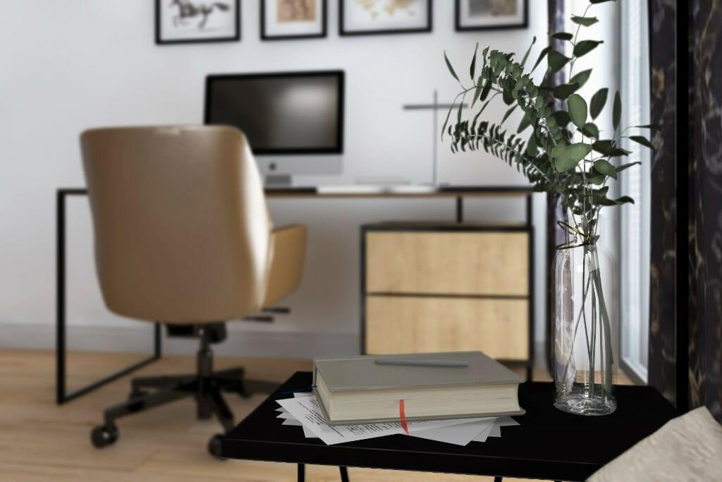 warszawa projektowanie wnętrz, wizualizacja wnętrz gabinetu, dom pod Rzeszowem, projektowanie wnetrz, architekt wnetrz, viva design, architektura wnetrz, projektant wnętrz, projektant wnetrz