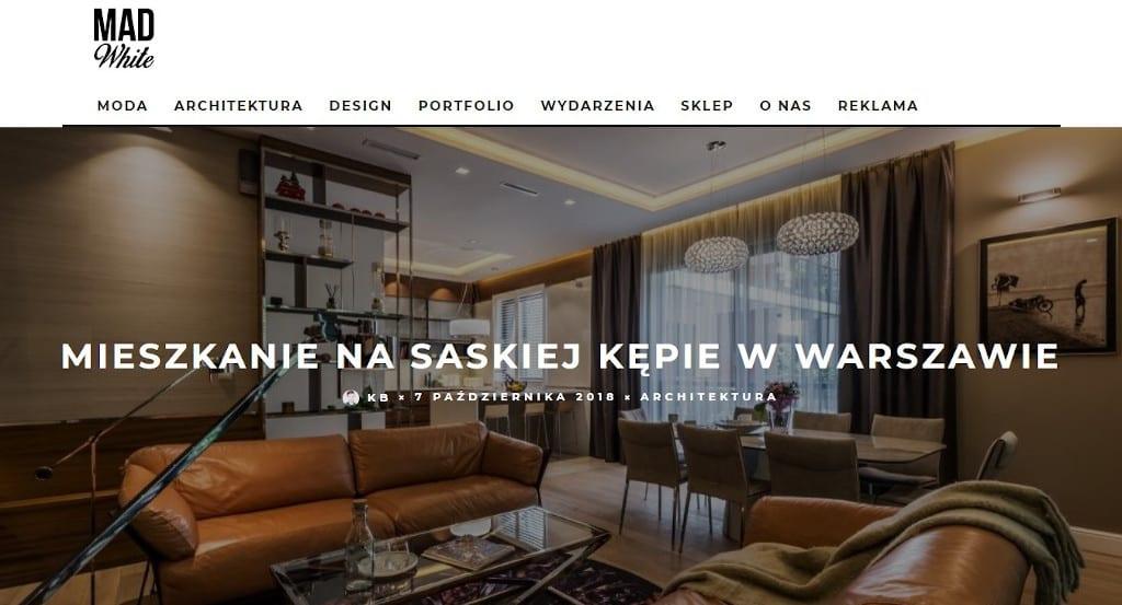 White Mad - publikacje Viva Design
