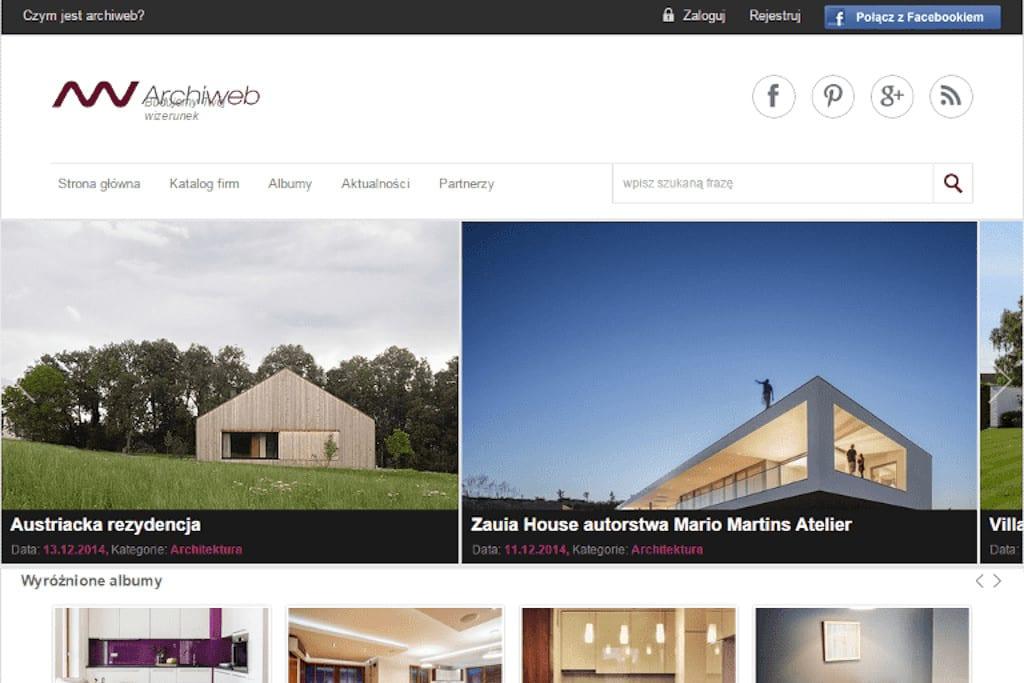 Archiweb publikacje Viva Design